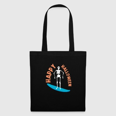 Surfing Skeleton - Tote Bag
