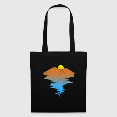 Sunset beach sky colorful - Tote Bag