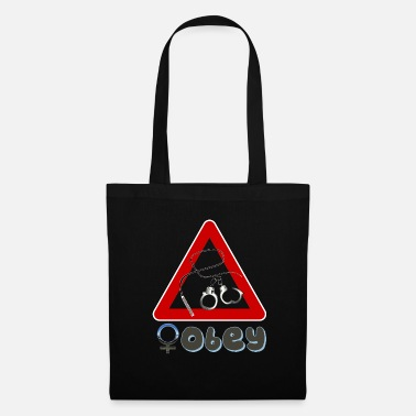 Obey Girl obey - Tote Bag