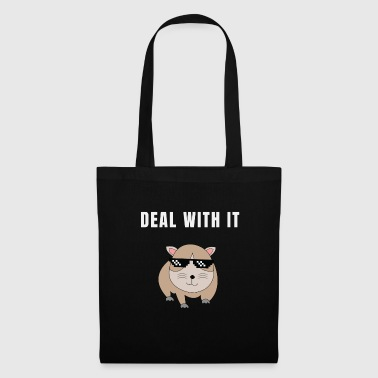 Funny Animal Guinea Pig Design Design Deal with it - Mulepose