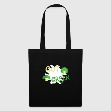 Got Green Nature Green Veggie Lifestyle - Tas van stof