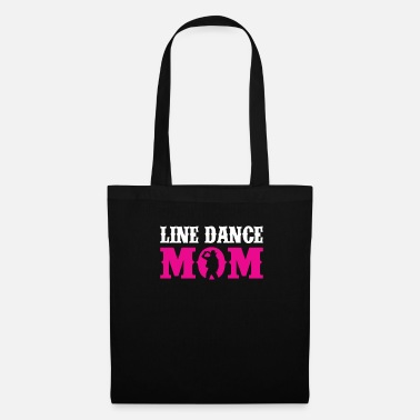 Line Dancing Line Dance Mom Gift Idea Mother's Day - Tote Bag
