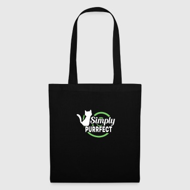 Simply PURRFECT - Tote Bag