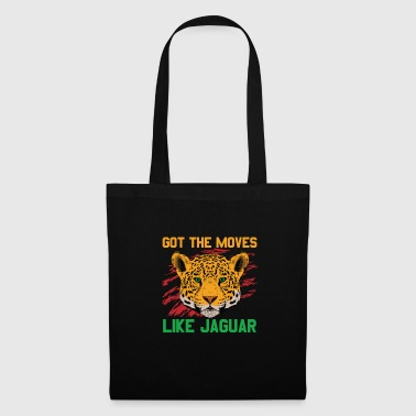 Big Cats - ¿Los movimientos como Jaguar - Bolsa de tela
