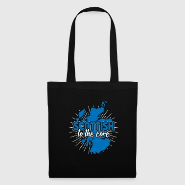 Scotland Edinburgh Bagpipe Highland Kilt - Tote Bag