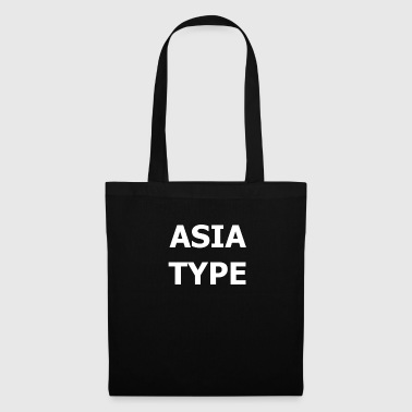 ASIA TYPE Asiatique Asiatique - Tote Bag