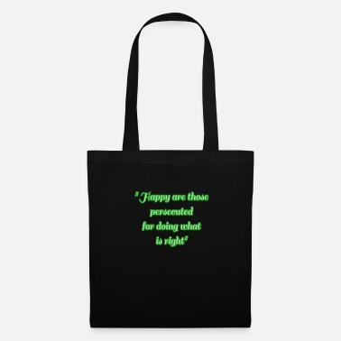 Bible phrases de la bible - Tote Bag