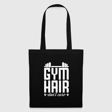 Gym Hair Don't Care - Stoffbeutel