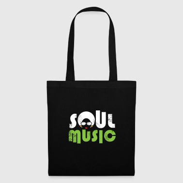 Soul Music Queen choir gift - Tote Bag