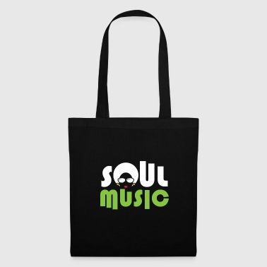 Soul Music Queen choir Christmas - Tote Bag