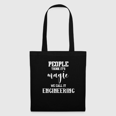 Engineer - Engineer T-Shirt - Engineer - Tote Bag