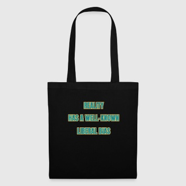 Famous & Fabulous Bias Tshirt Design Reality bias - Tote Bag