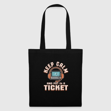 Support technique - Tote Bag