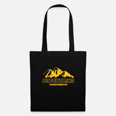 Expedition Mountains - Expeditions & Climbing - Tote Bag