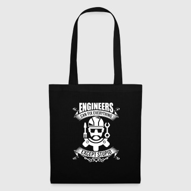 Engineer engineering electrical engineer saying - Tote Bag