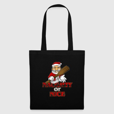 Naughty Or Nice? - Tote Bag