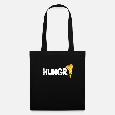 Affamé Pizza affamée cadeau affamé noël - Tote Bag