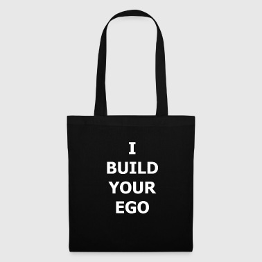 I BUILD YOUR EGO - Stoffbeutel