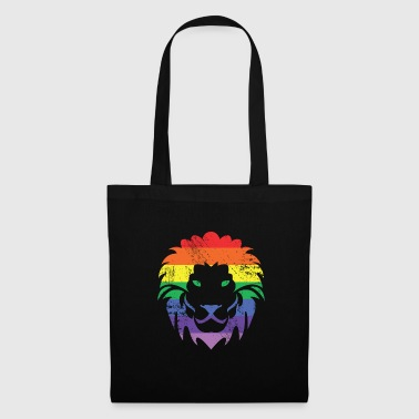 Démonstration CSD Rainbow Lion Gift Pride - Tote Bag