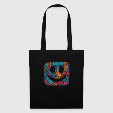 Swing Dance World smile - Tote Bag