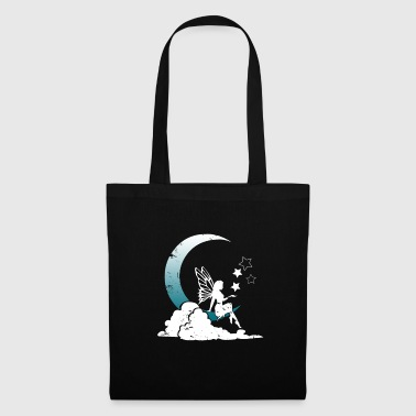 Fairy Moon Star Gift Kids Nursery - Tote Bag