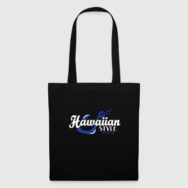 Style hawaïen frais T-shirt hawaïen Design - Tote Bag