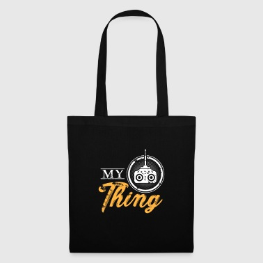 My thing RC Christmas gift kids car - Tote Bag