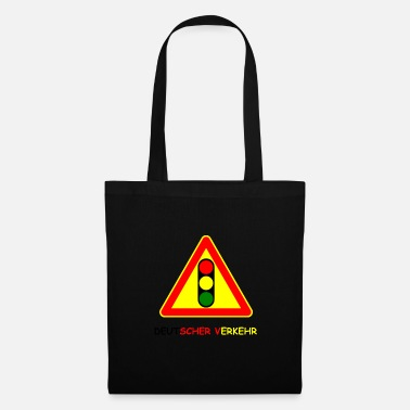 Trafic Trafic allemand - Tote Bag