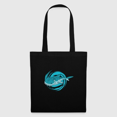 Tiger Shark - Tote Bag