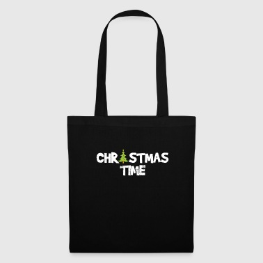 Christmas time gift Christmas tree - Tote Bag