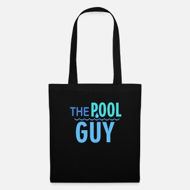 Pool Le Pool Guy - Tote Bag