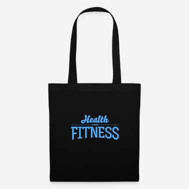 Health Health Fitness - Limited Edition - Tygväska