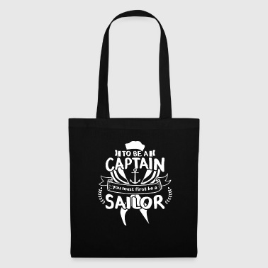 Captain To be a Captain ... - Tote Bag