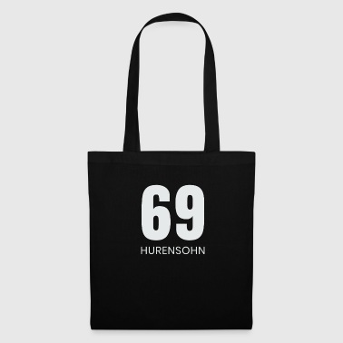 Whore 69 son of a bitch gift - Tote Bag