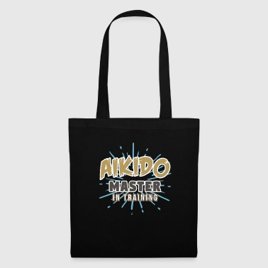 Wing Aikido Master in Training Combat Martial Arts - Tote Bag