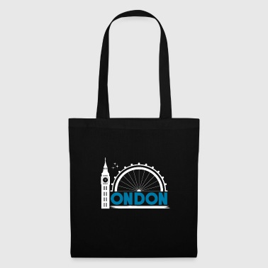 Present London gift United Kingdom England gift - Tote Bag