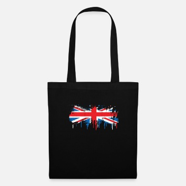 Jack Flag melts flowing fresh color gift - Tote Bag