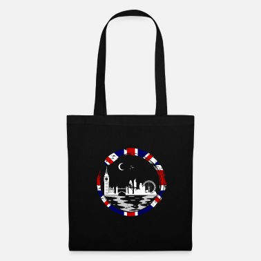 Brexit London friend gift Christmas England - Tote Bag