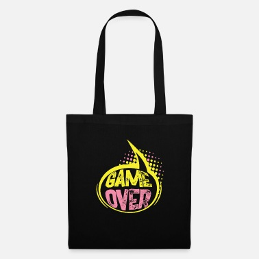 Game Over Game over - Borsa di stoffa