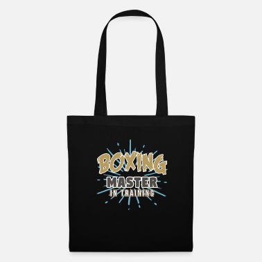 Jiu Jitsu Boxing Master in Training Combat Martial Arts - Tote Bag