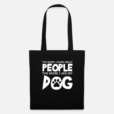 Bouledogue chien - Tote Bag