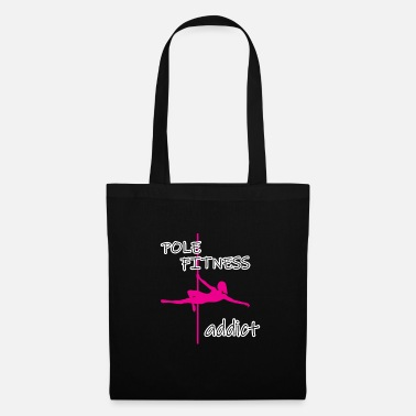 Stripper This Is My Pole Dancing Tshirt Design Pole - Tote Bag