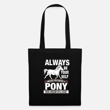 Étalon poney - Tote Bag