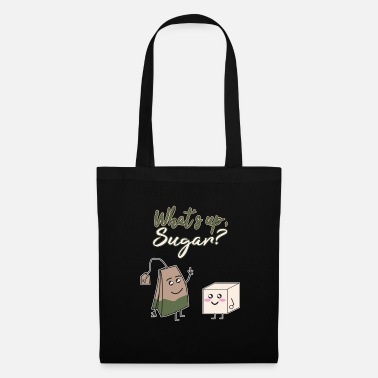 Far Hilarious & cute Tea and sugar with good graphics - Tote Bag