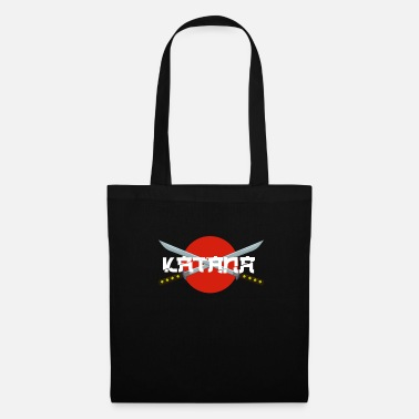 Katana Katana Blades Fighting Martial Arts Training - Tote Bag