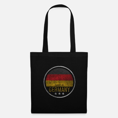 Germany Flag Germany Baby Pregnancy Made in - Tote Bag