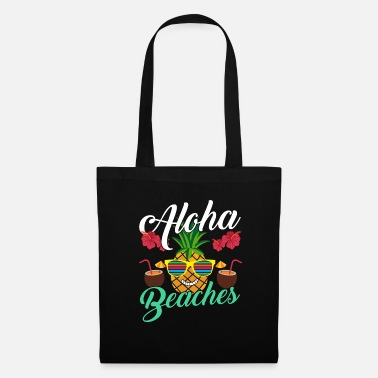 Dance The Night Away Aloha Beaches Beach Vacation Hawaii Cocktails Party - Tote Bag