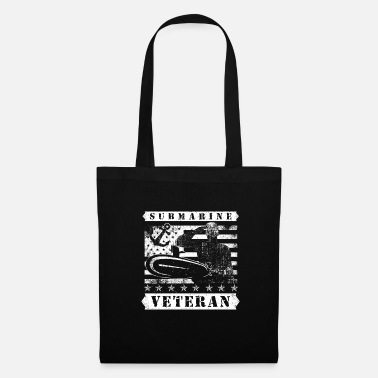 Guerra Civil Submarino veterano anti luchaba honor - Bolsa de tela