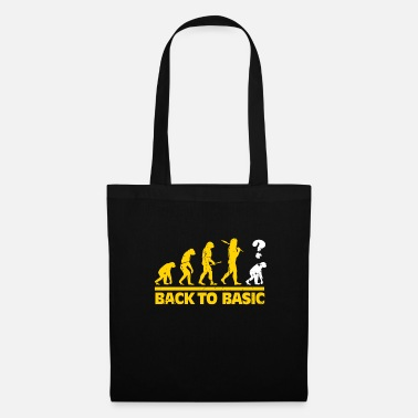 Backwards Back to top Monkeys evolution backwards - Tote Bag