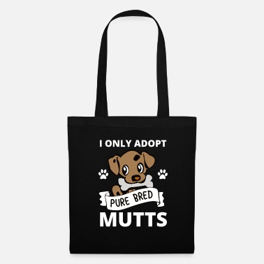 Bred Pure Bred Mutts - Tote Bag
